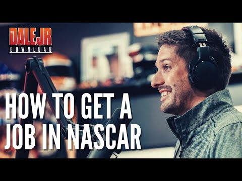 Dale Jr. Download: Making It In NASCAR with Greg Ives