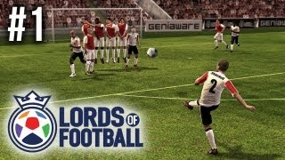 Lords of Football: My Journey - Episode 1 - THIS IS AWESOME!