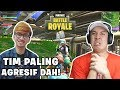 TIM TER-AGRESIF! - Fortnite: Battle Royale (w/ Afif Yulistian) [INDONESIA]