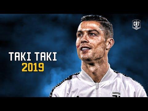 Cristiano Ronaldo ● Taki Taki 2019 - DJ Snake ft Selena Gomez Ozuna Cardi B