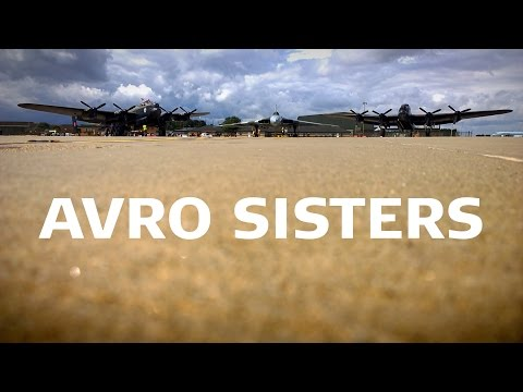 Avro Sisters Reunited 2014 Introduction