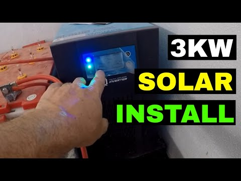 SOLAR POWER IN THAILAND Off grid solar in Thailand SOLAR POWER Rural life Thailand Homestead