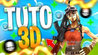 TUTO COMMENT FAIRE UNE MINIATURE FORTNITE ANDROID
