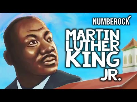Martin Luther King Jr. Song For Kids | with Rosa Parks