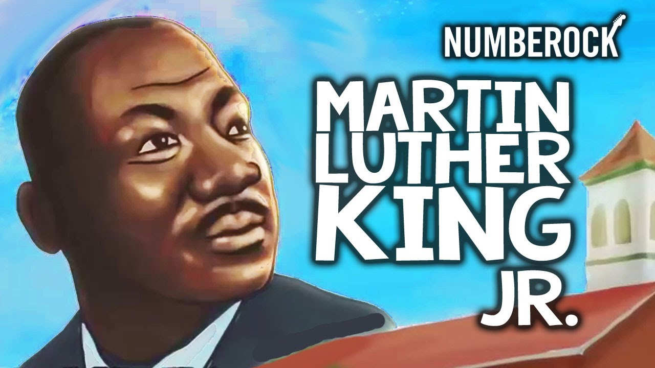 Martin Luther King Jr For Kids Song Rap Youtube