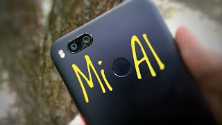 the Mi A1 review