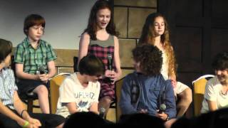 New Harry Potter Kid Actors at LeakyCon2011 Pt. 4