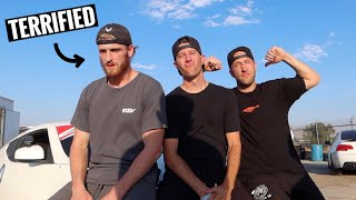 DRIFTING WITH LOGAN PAUL AND MIKE MAJLAK