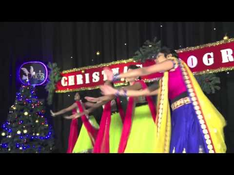 Tamil Christmas Dance 2o14