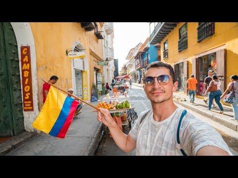 SPECIALE COLOMBIA - Trailer del mio 50° Paese visitato !!!