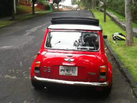 Mini Cooper Clasico Youtube