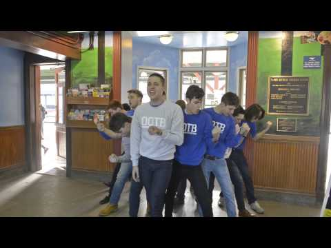 NRCA Arts Encounters - Out of the Blue at the New Rochelle Train Station 1