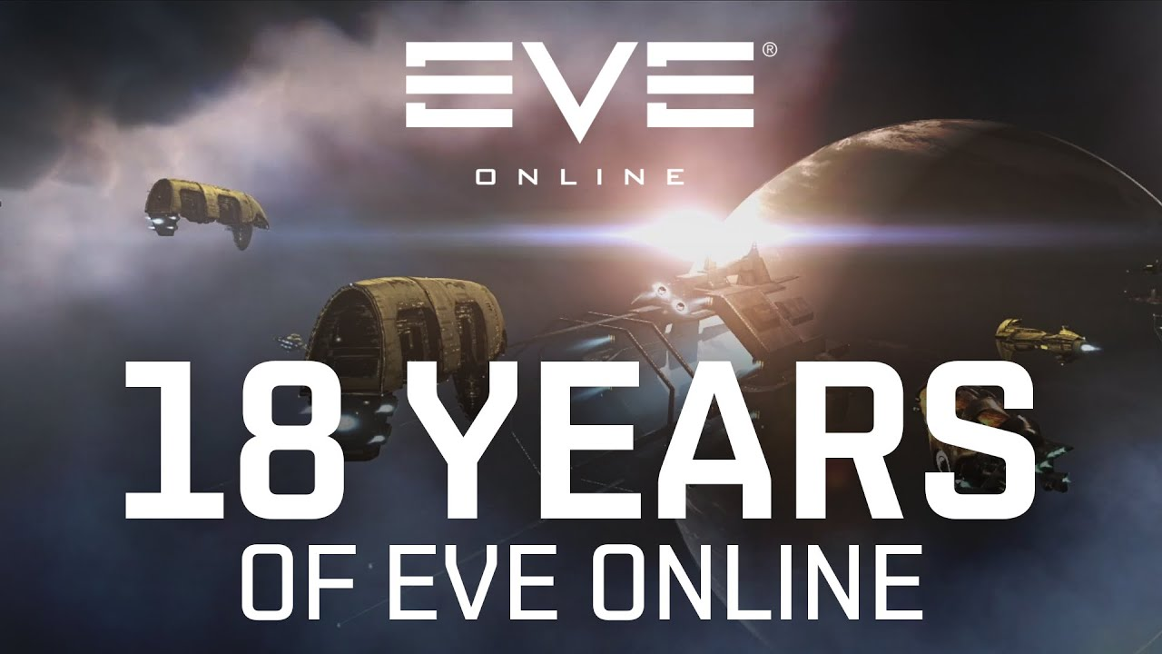 eve online celebrating 15 years of eve youtube