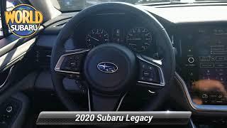 New 2020 Subaru Legacy Premium Tinton Falls NJ 18994