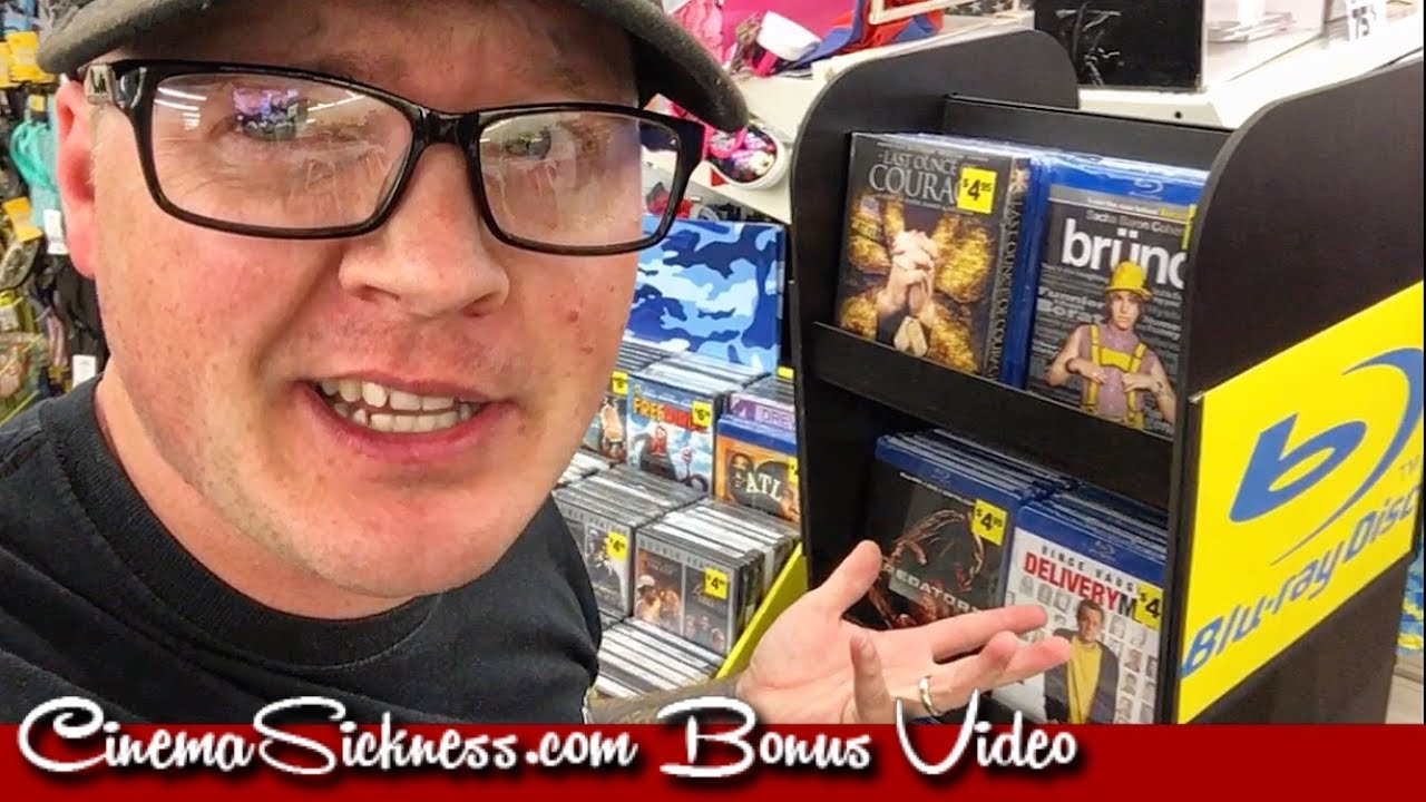 New DVDs BDs At Dollar General