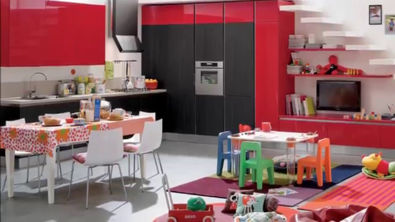 Veneta Cucine Modello Carrera Go.Carrera Go Youtube