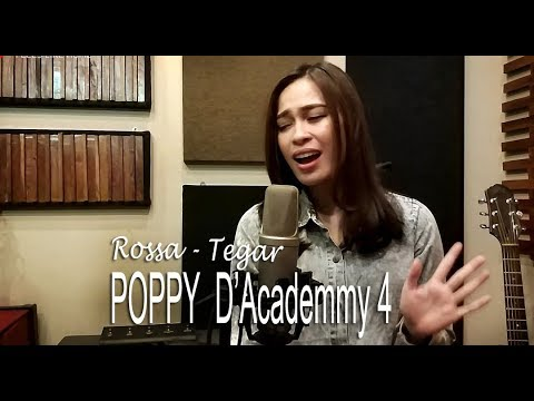 Rossa - Tegar Cover by Poppy DA4 & Ipul