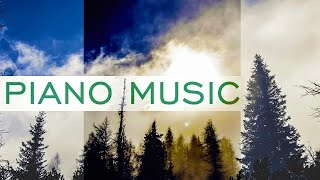 40 min. relaxing piano music ● frozen wind ● calming music, instrumental music, relaxation music