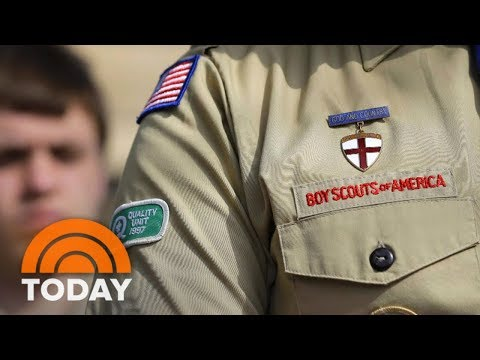 Boy Scouts of America Are Set To Admit Girls, Triggering Controversy | TODAY