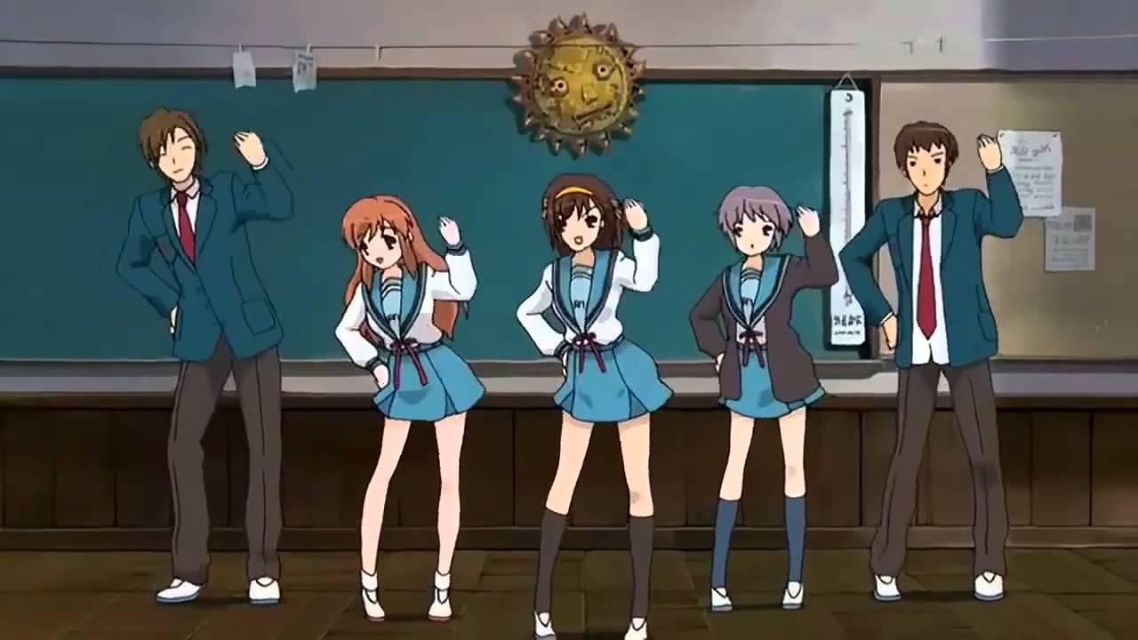 Haruhi Dance English Wwwtopsimagescom