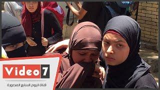 بالفيديو.. ثورة 19 تثير أزمة بين طالبات الثانوية العامة