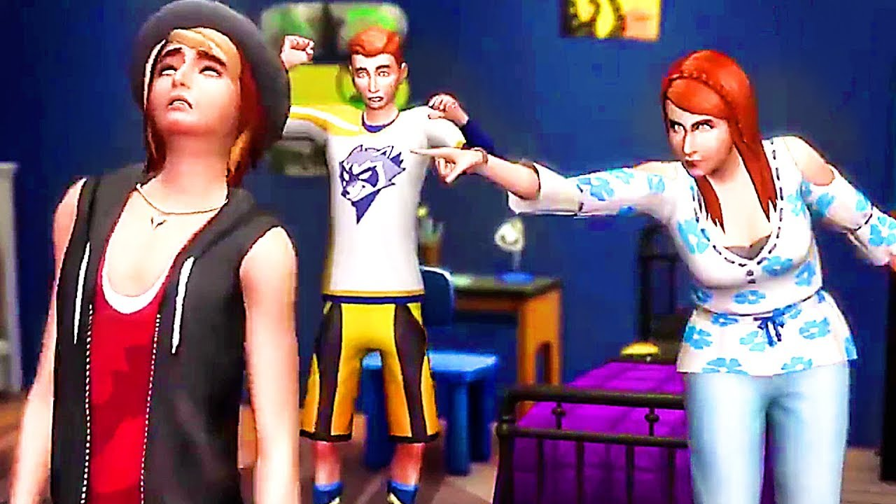 THE SIMS 4 : Parenthood and Kids Room Bande Annonce (2018)