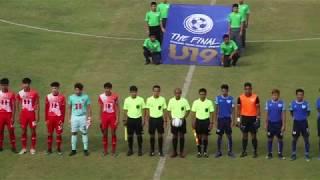 Thailand Youth League Highlight : ฉะเชิงเทรา ไฮเทค เอฟซี 3-0 กระบี่ เอฟซี่