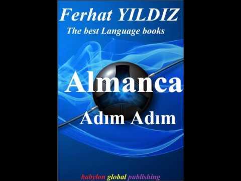 ADIM ADIM  C1 ALMANCA SESLİ KİTAP (FERHAT YILDIZ)