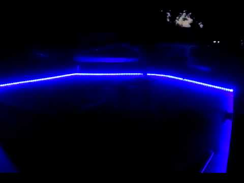 disco bass boat led lights - night fishing - youtube, Reel Combo