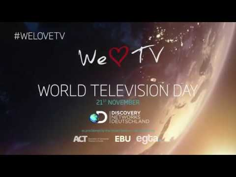 World TV Day 2017 - Adapted by Germany (Discovery)