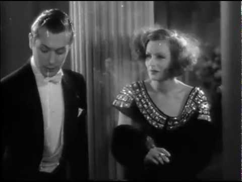 INSPIRATION (1931) Greta Garbo Robert Montgomery Pre-Code Film