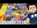 LEGO Catalog - January 2014! NEW LEGO Movie Sets, LEGO Star Wars, LEGO Modular Buildings, and MORE!