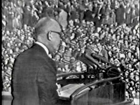 President Eisenhower's 1953 Inaugural Address (Part 1)