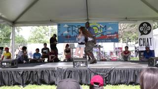"""The Project - """"Ride"""" Performance at Boom Bap Village"""