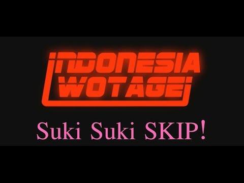 Gathering Indonesia Wotagei 25 Juli 2015 - SUKI SUKI SKIP! @ GBK