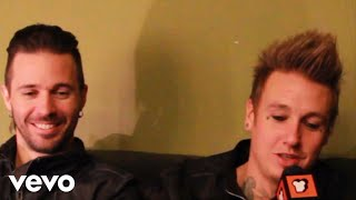 Papa Roach - Toazted Interview 2013 (part 6)