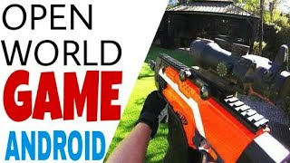 TOP 3 OPEN WORLD GAMES IN ANDROID