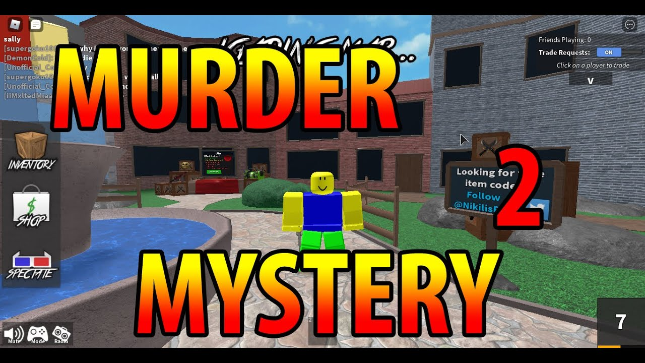 Murder Mystery Funny Moments - YouTube
