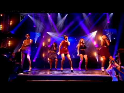 The Saturdays - Higher (Koko Pop - 13th November 2010)