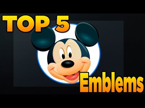 Top 5 Emblems in Black Ops 3 (EP. 4 Best Emblems BO3)