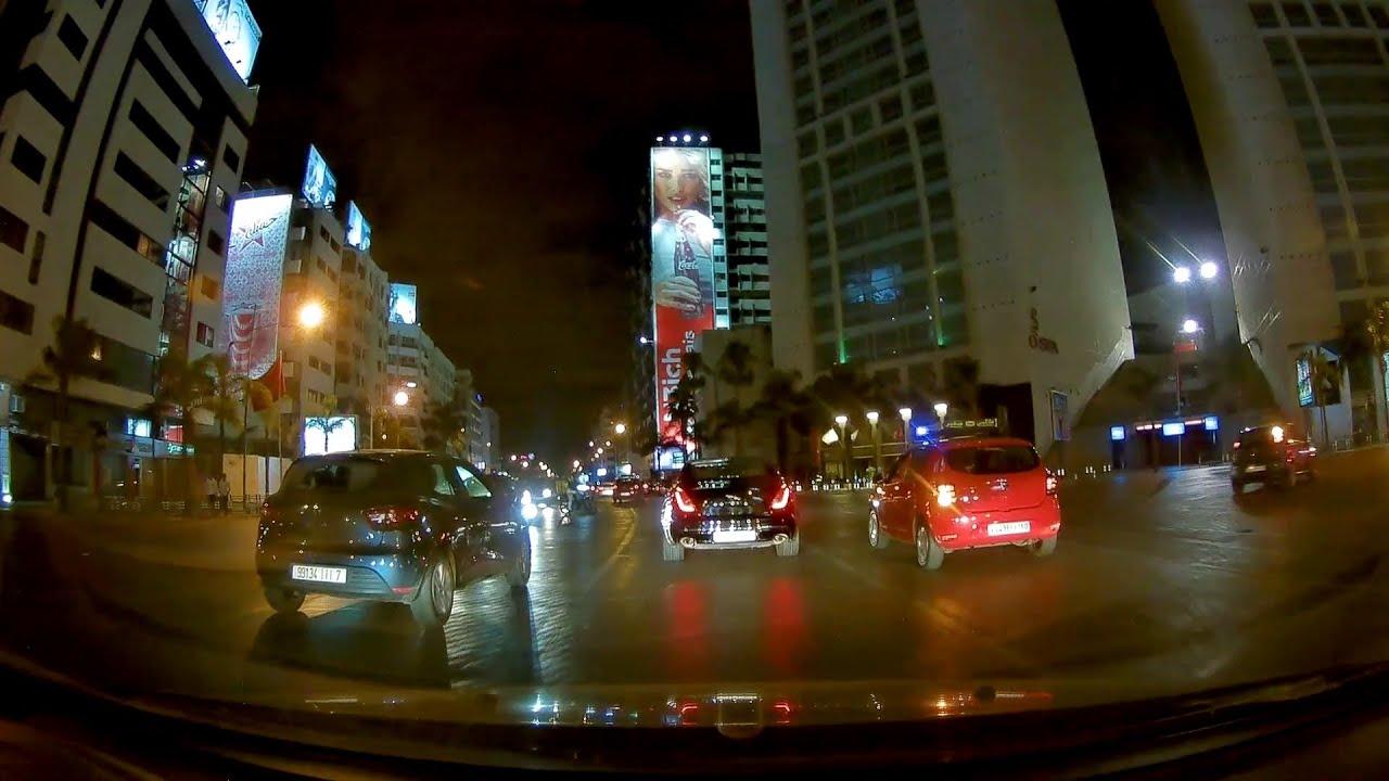 الشارع الذي لا ينام فكازا - شارع الزرقطوني