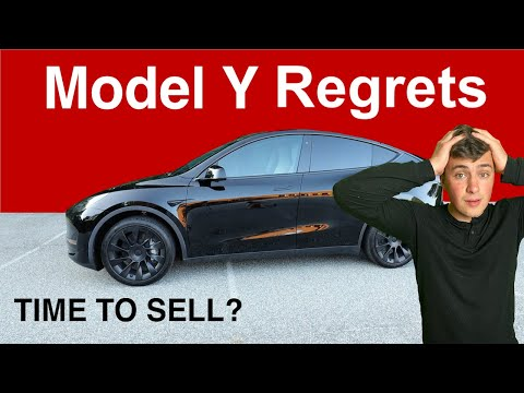 Tesla Model Y Regrets | The Facts After 1500 Miles (Time To Sell?)