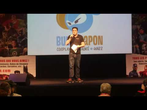 related image - Paris Manga 22 - NCC American Session Samedi - 00 - Introduction du Jury