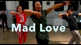Sean Paul, David Guetta, Becky G | Mad Love | Choreography by Viet Dang