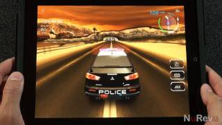 Need For Speed: Hot Pursuit For IPad - App Review