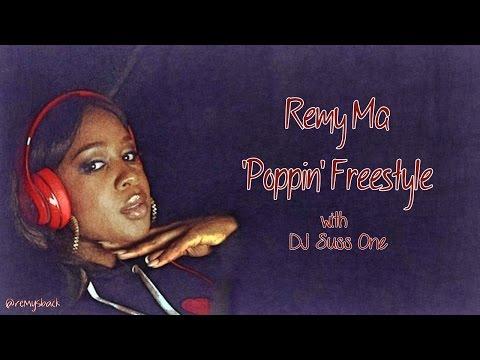 'Poppin' Freestyle Lyrics ~ Remy Ma