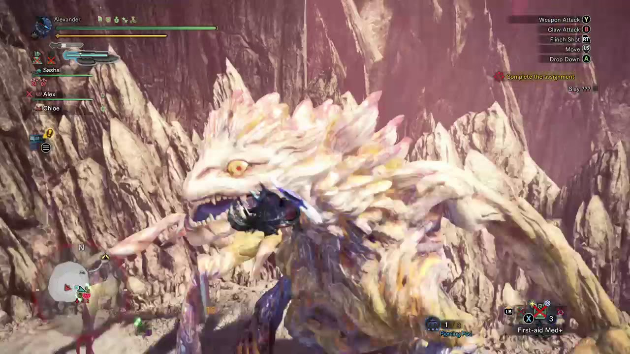 monster hunter world iceborne shara ishvalda tips
