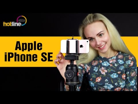 Apple iPhone SE - обзор смартфона
