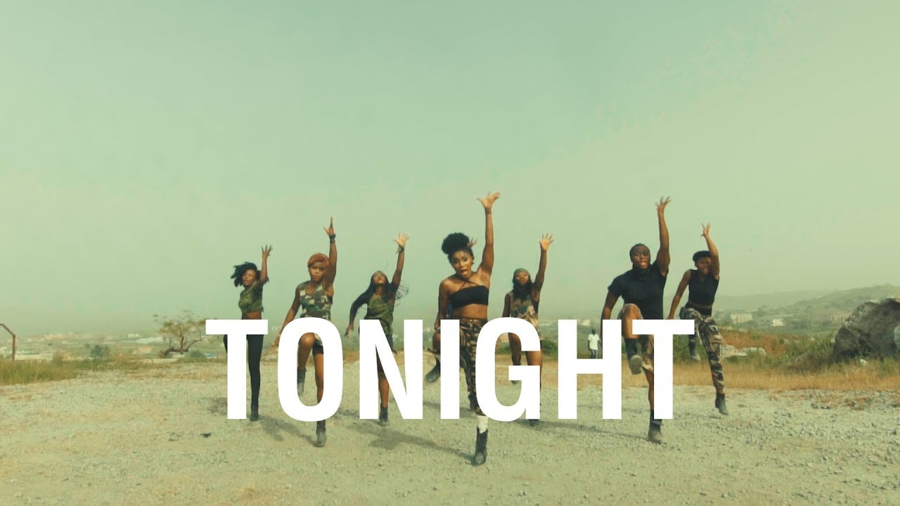 Download R2Bees ft Wizkid   Tonight Dance Cover   Adila Omotosho