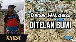 Download Video Jawaban Mengapa Desa Petobo Hilang Ditelan Bumi Saat Gempa Tsunami di Palu Sulawesi MP3 3GP MP4